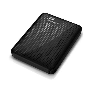 Disque dur 1 TO WD MYPASSPORT 1TO DI pour 90€