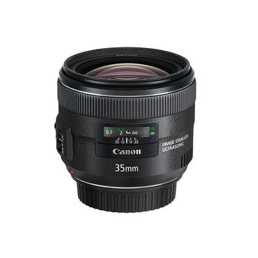 Objectif CANON EF 35MM 2 IS pour 699€